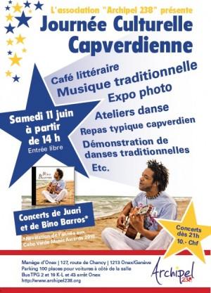 Journée Culturelle Capverdienne