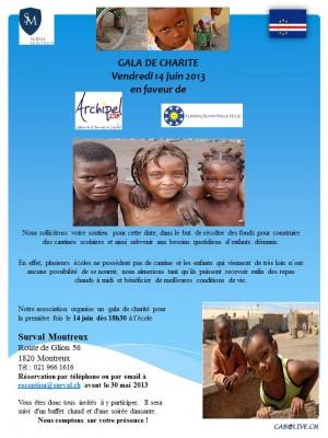 Gala de charité